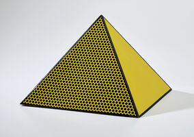 Roy Lichtenstein, 'Pyramid', 1968