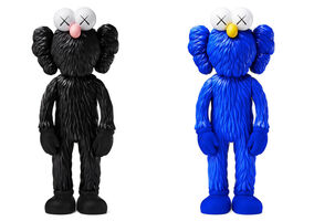 KAWS, 'KAWS BFF: Set of 2 works (KAWS BFF Companion)', 2017
