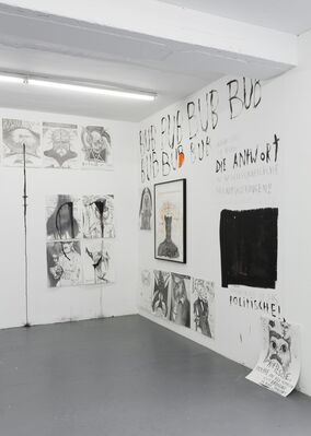Thomas Palme – As a Child I Believed in Democracy, installation view