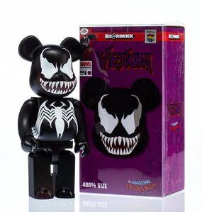 BE@RBRICK X Marvel, 'Venom 400%', 2014