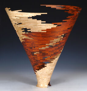 Bud Latven, 'Spiral Conic 2', 2009