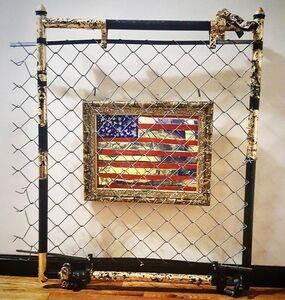 william sorvillo, 'Untitled (The Gate)', 2020