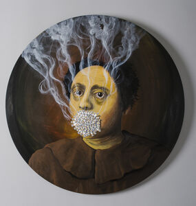 Djordje Ozbolt, 'Padre Gio Performing a Miracle', 2006