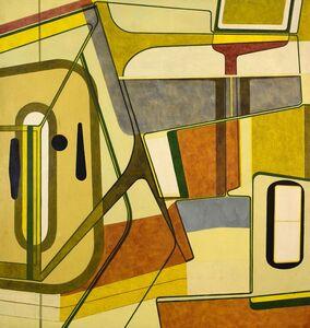 Pedro Casqueiro, 'S/ título   Untitled', 1988