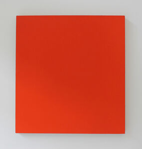 Phil Sims, 'Untitled Red (Gubbio study)', 1997