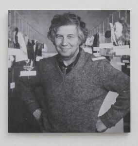 Ian Ginsburg, 'Portrait of Ilya Kabakov 1', 2017