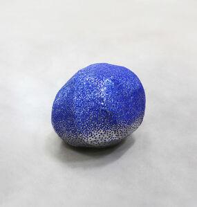 Zhang Yu 張羽, 'Blue Fingerprints 20190606-22 ', 2019