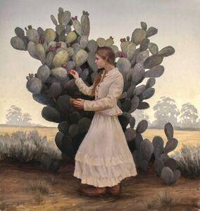 Derek Harrison, 'Prickly Pear', 2020