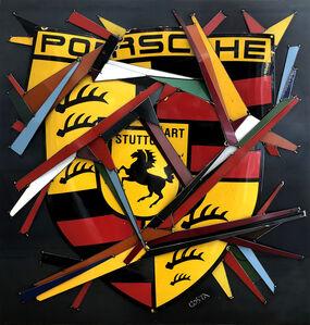 Fernando Costa (AKA COSTA), 'Porsche', 2020