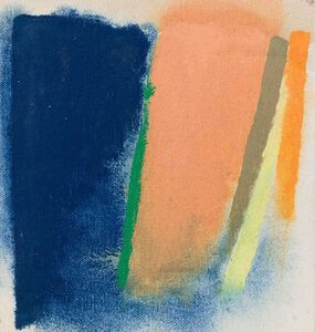 Friedel Dzubas (1915-1994), '109 + F - Sketch', 1973