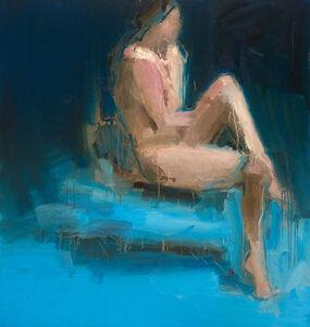 Colin Davidson, 'Blue Room', 2020