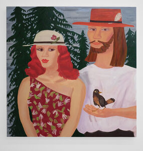 Sophie d'Ansembourg, 'The couple', 2018