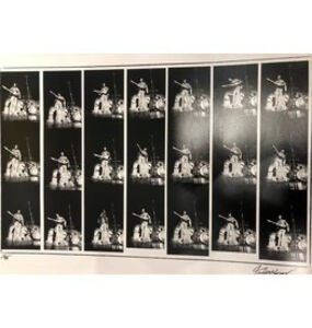 Robert Knight, 'Hendrix Contact Sheet', 2018-2020