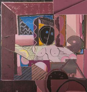 Martin Daiber, 'Madre e Hijo', 2017