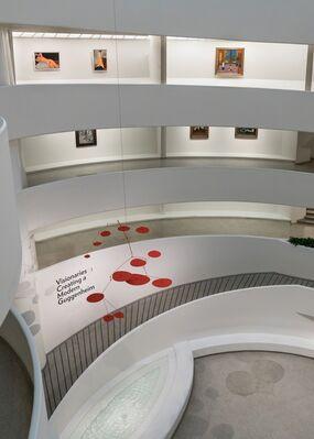 Visionaries: Creating a Modern Guggenheim, installation view