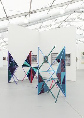 Upfor at UNTITLED Miami Beach 2018, installation view