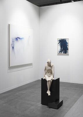Perrotin at artgenève 2019, installation view
