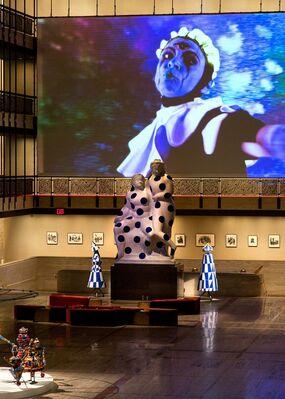 New York City Ballet Art Series Presents Marcel Dzama, installation view