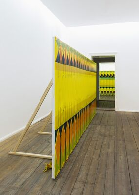 State of Conservation by Tobias Sjöberg, installation view