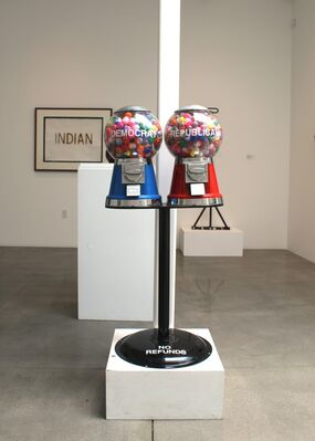 Made in America, installation view