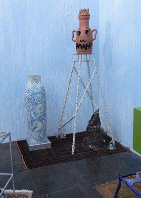 Sharif Farrag: Hart Street, installation view