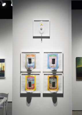 BLANK SPACE at Seattle Art Fair 2019, installation view