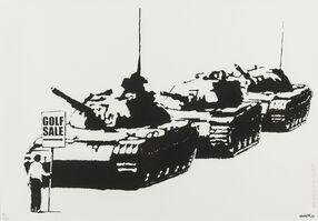 Banksy, 'Golf Sale', 2003