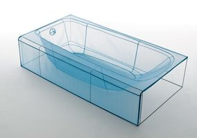 Do Ho Suh, 'Bathtub, Apartment A, 348 West 22nd Street, New York, NY 10011, USA', 2013