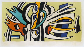 Composition Murale