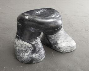 """""""Rocky Balboa"""" Ibowalker Stool"""