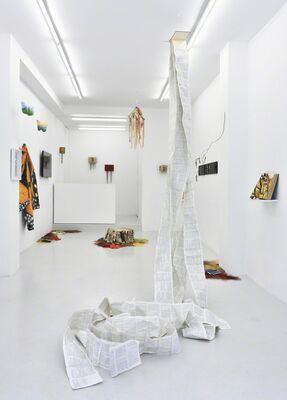 innergration, installation view