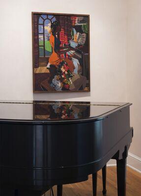 Stanton Macdonald-Wright, installation view