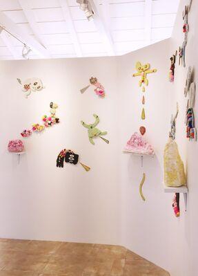 Aya Kakeda OTHER WORLDS, installation view