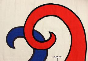 Alexander Calder, 'The Waves | Les Vagues', 1975