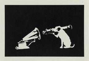Banksy, 'HMV - Unsigned ', 2003