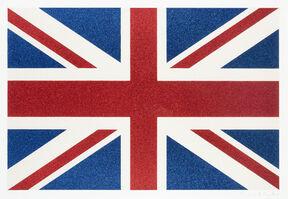 Peter Blake, 'Union Flag', 2016