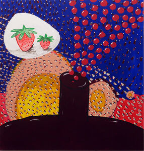 Elad Rosen, 'The Dream of Father Strawberry and His Son', 2015