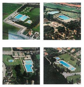 Peter Piller, 'Schwimmbäder (4)', 2002-2004