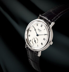 Breguet, 'Classique, Reference 5920, A White Gold Wrist Watch'