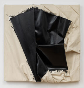Steven Parrino, 'No title painting', 2000