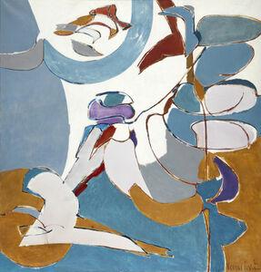 Louis Van Lint, 'Le Jardin (The Garden)', 1969