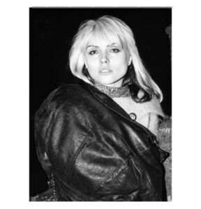 Sheila Rock, 'Debbie Harry of Blondie shot on the Rooftops after a Gig at The Rainbow Theatre, Finsbury Park, London, November ', 1977
