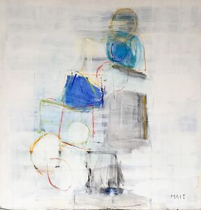 Janet Mait, 'Extra Mile', 2018