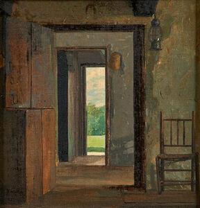 Winslow Homer, 'The Dutch Door'