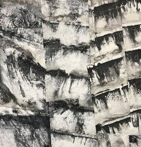Zheng Chongbin 郑重宾, 'The Spinning of the Segments 震动的碎片', 2017