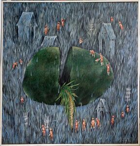 Irwan Guntarto, 'Crushed In Between Stone', 2016