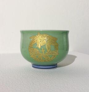 Yoshita Minori, 'Sake Cup with Bamboo Pattern', 2016