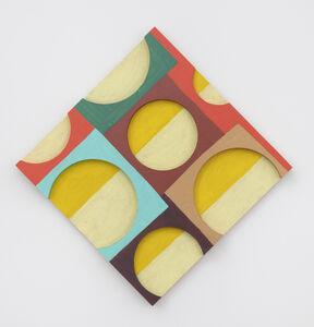 Martha Clippinger, 'puzzle', 2017