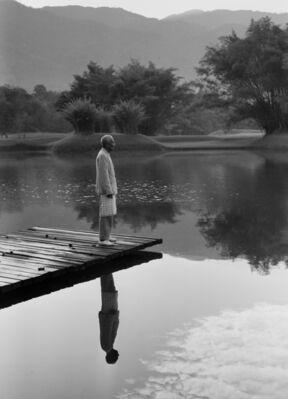 Sultan Ismail Nasiruddin Shah: Selected Masterworks, installation view
