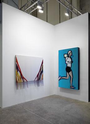 Kukje Gallery at West Bund Art & Design 2019, installation view